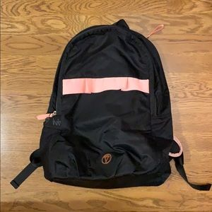 Back to the Beat Ivivva Black and Pink Backpack💖